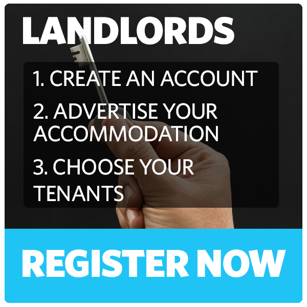 Landlords Register Now!